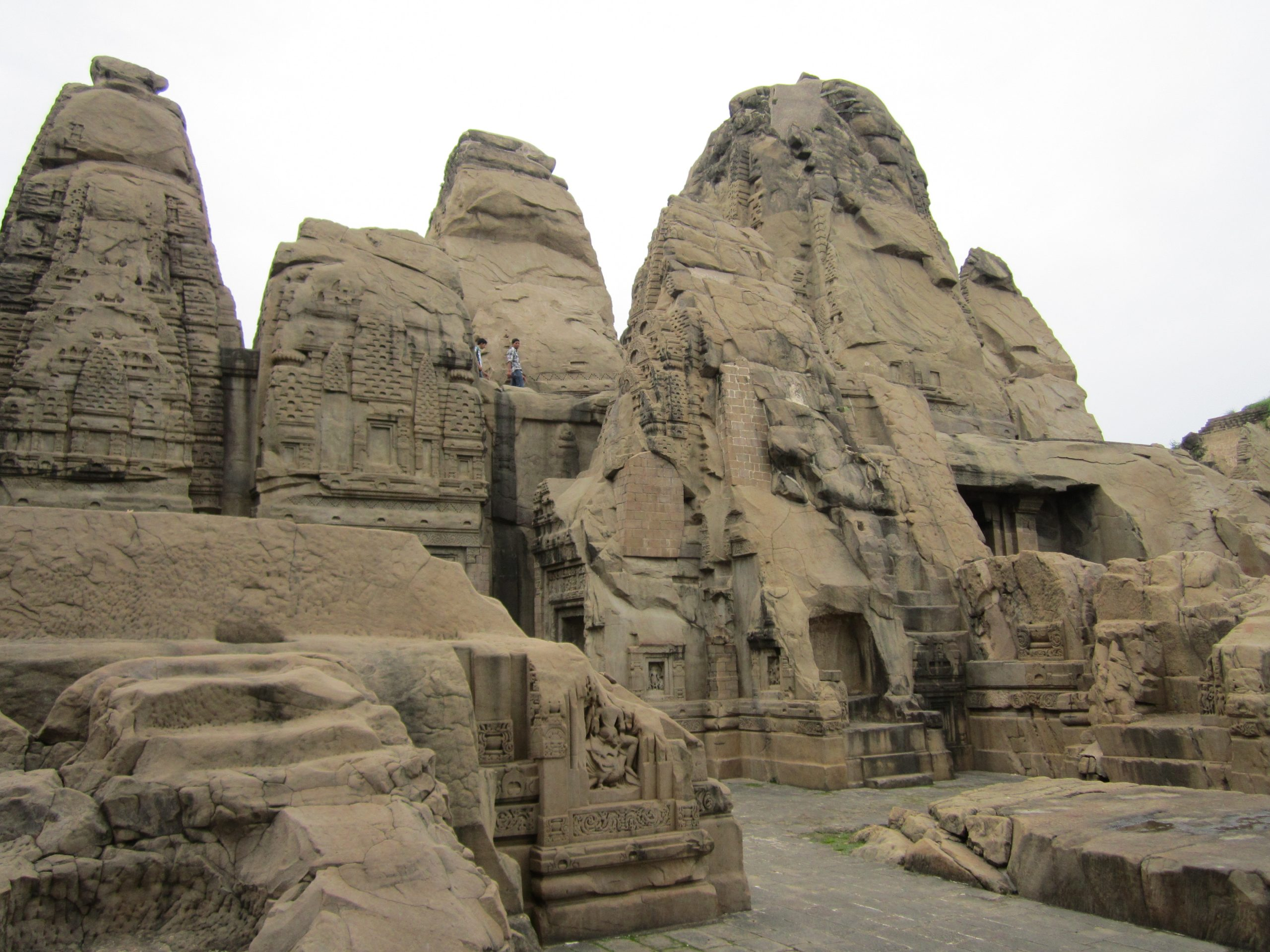 Masrur Rock Cut Temple - Must-Visit Place in Dharamshala and McLeodganj