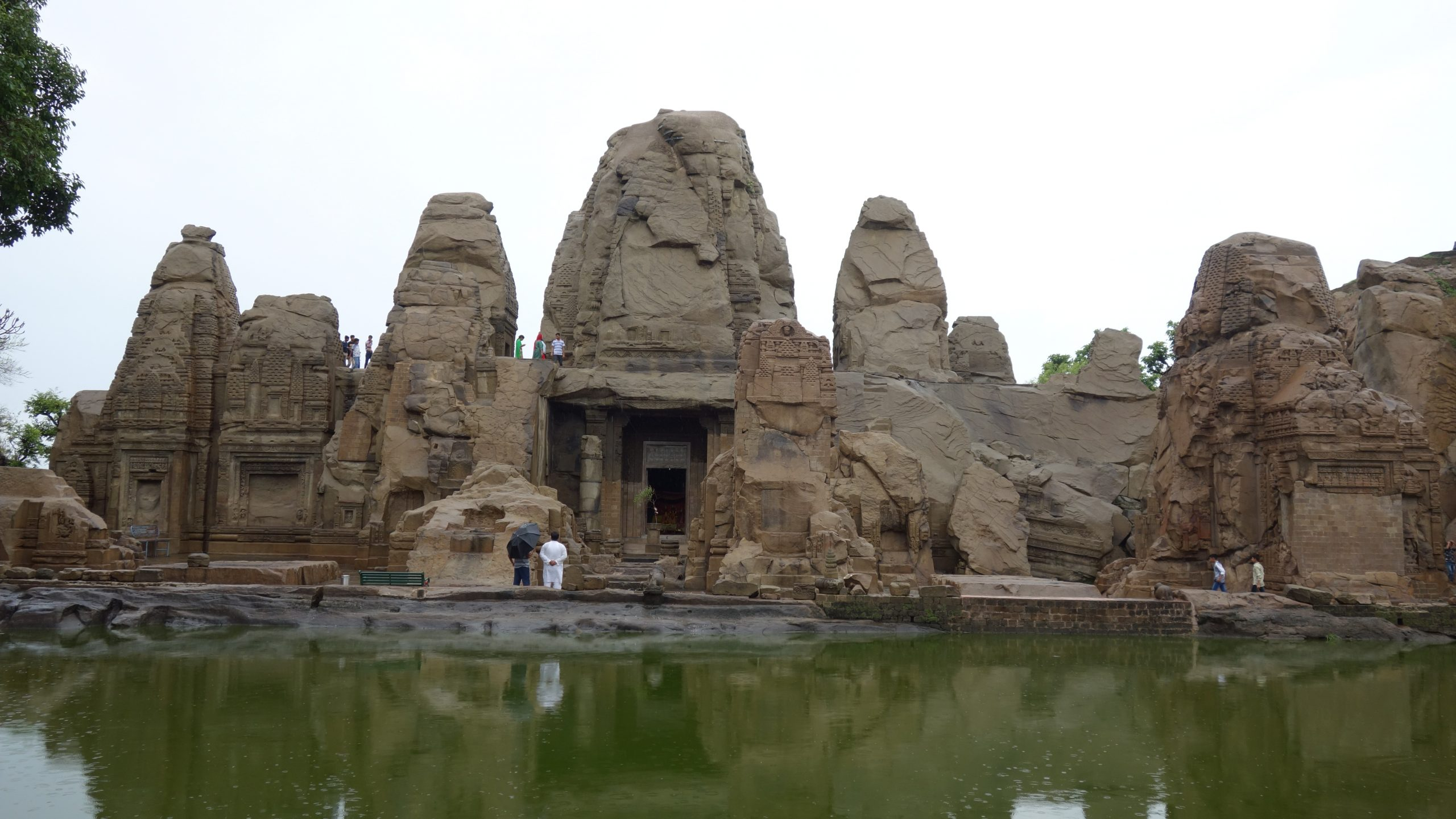 Masrur Rock Cut Temple - Amazing Place to Visit In Dharamshala