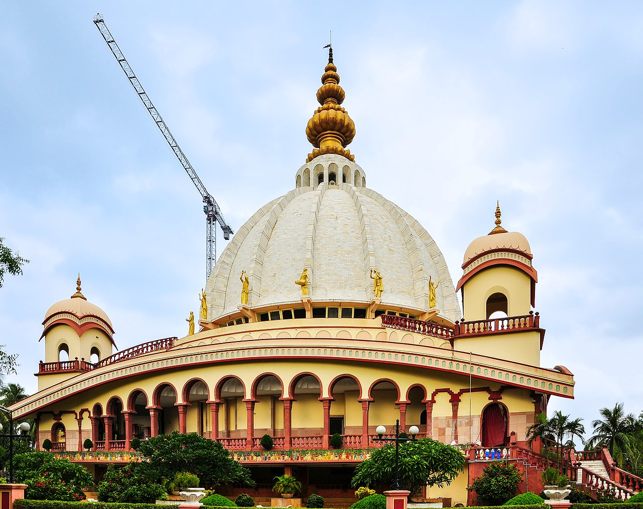 Mayapur - Gorgeous Places Near Kolkata to Spend in Weekends