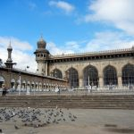 Mecca Masjid of Hyderabad - Most Popular Heritage Spots To Visit in Hyderabad