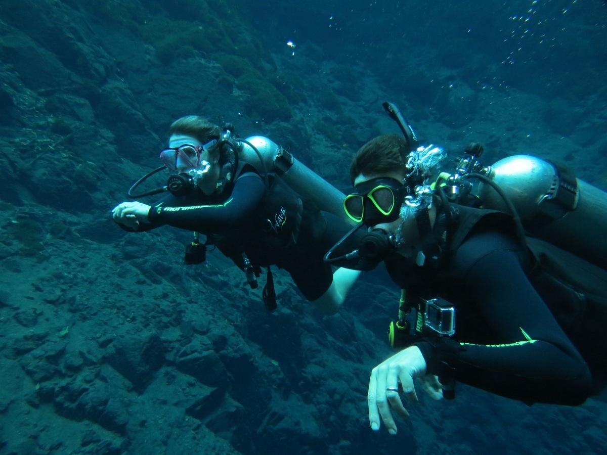 Location For Scuba Diving in San Antonio City-Medina Lake