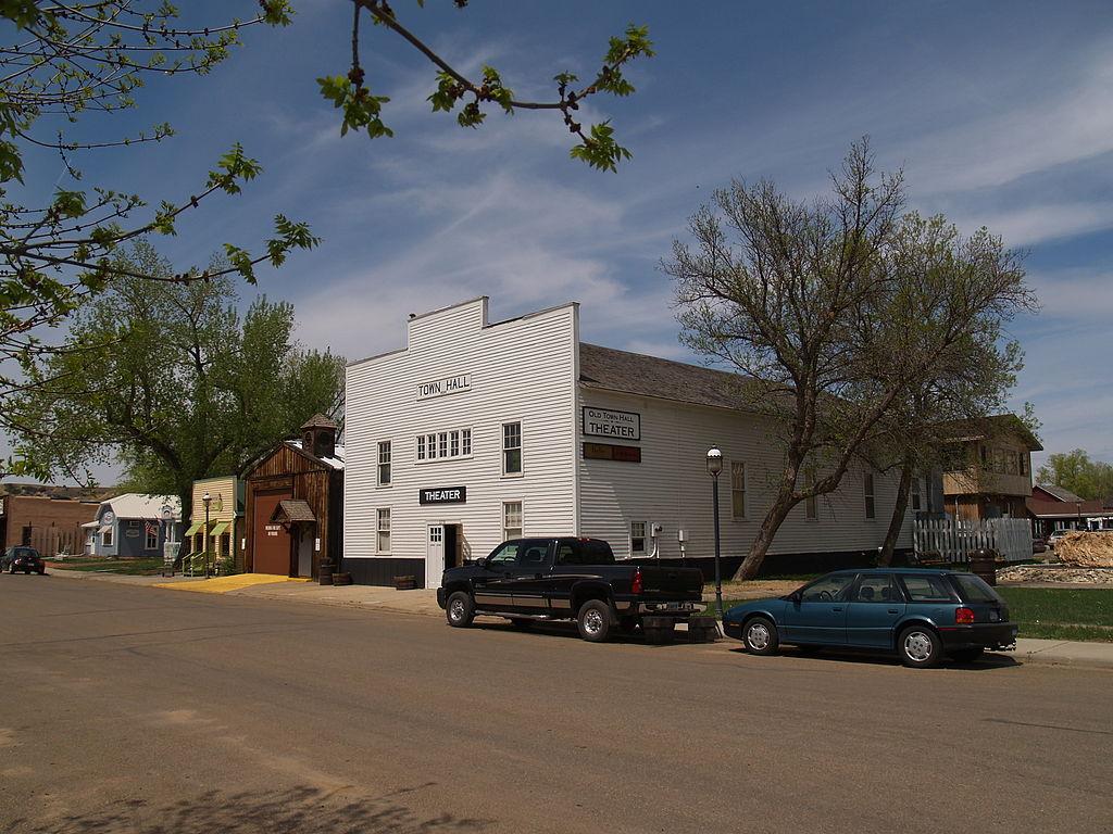 Medora - Charming Small Town in North Dakota