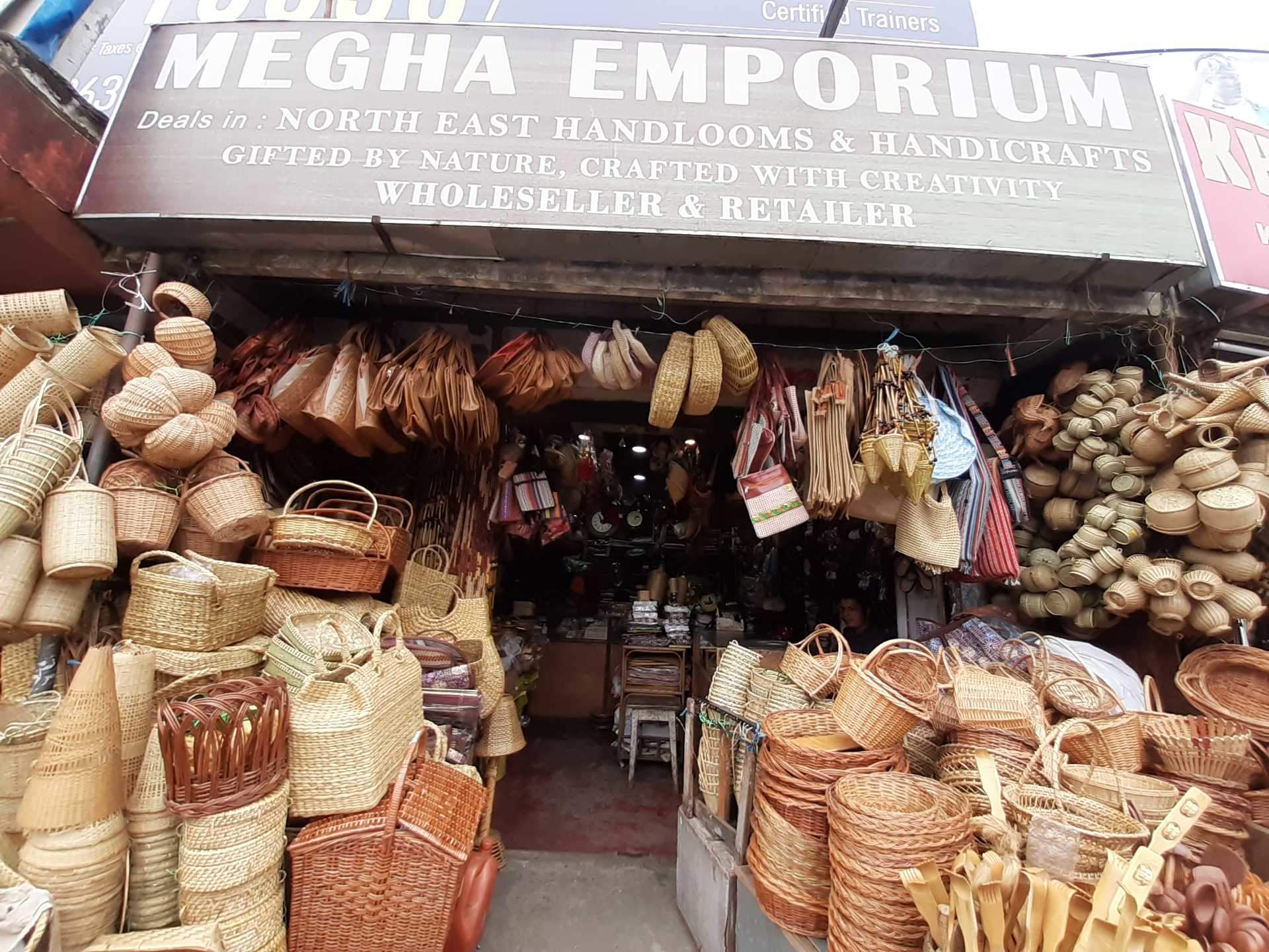Meghalaya Handloom and Handicraft Development Emporium - Best Places To Shop In Shillong To Explore The City