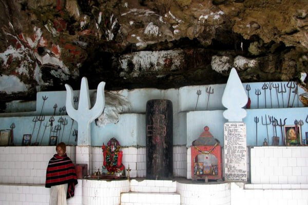 Top-Rated Place To See In Ziro Valley-Meghna Cave Temple