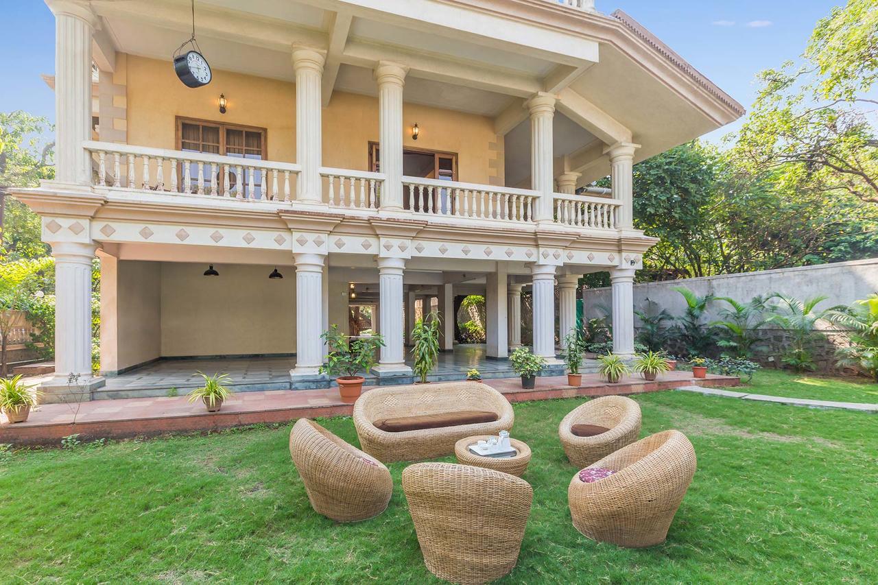Luxury Hotel in Lonavala-Mehta Mansion