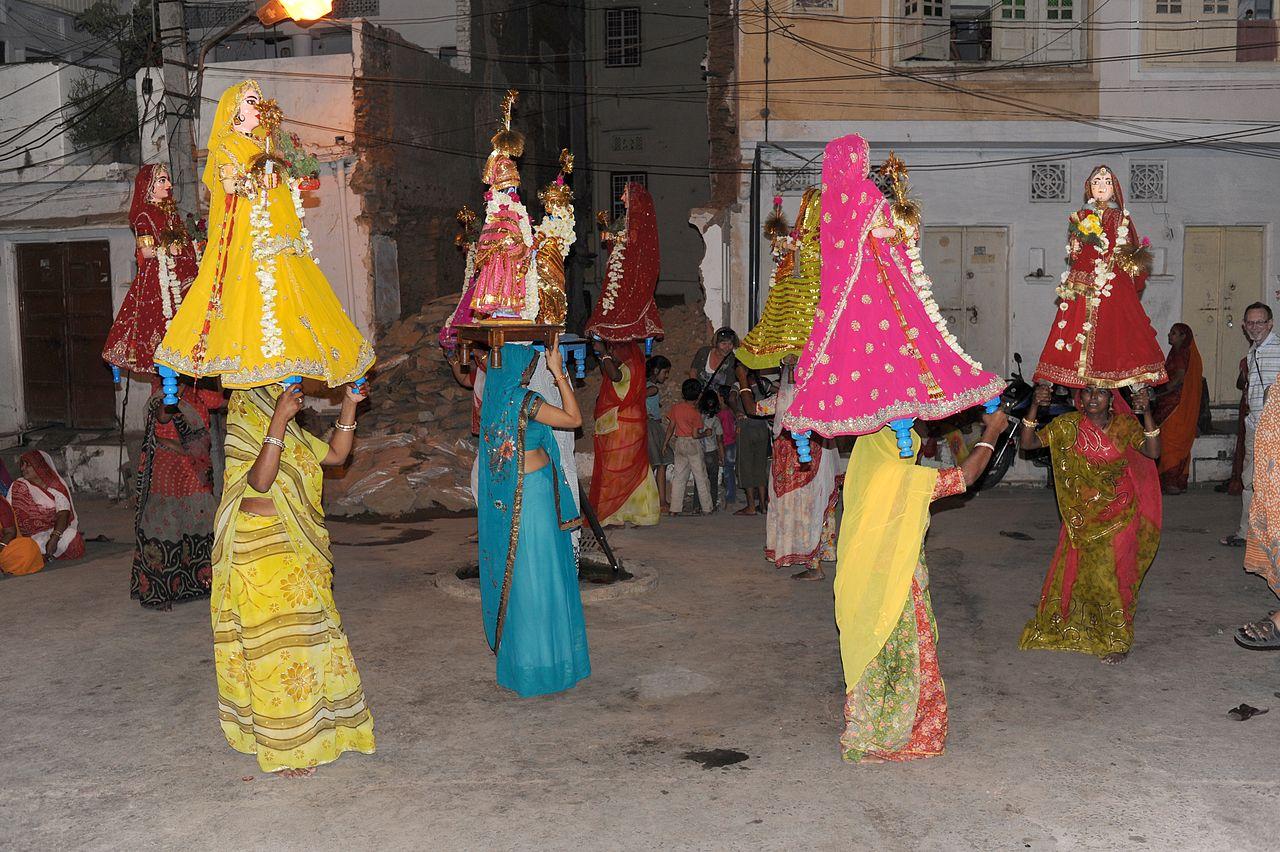 Mewar Festival,Udaipur - Incredible Festivals Of Rajasthan