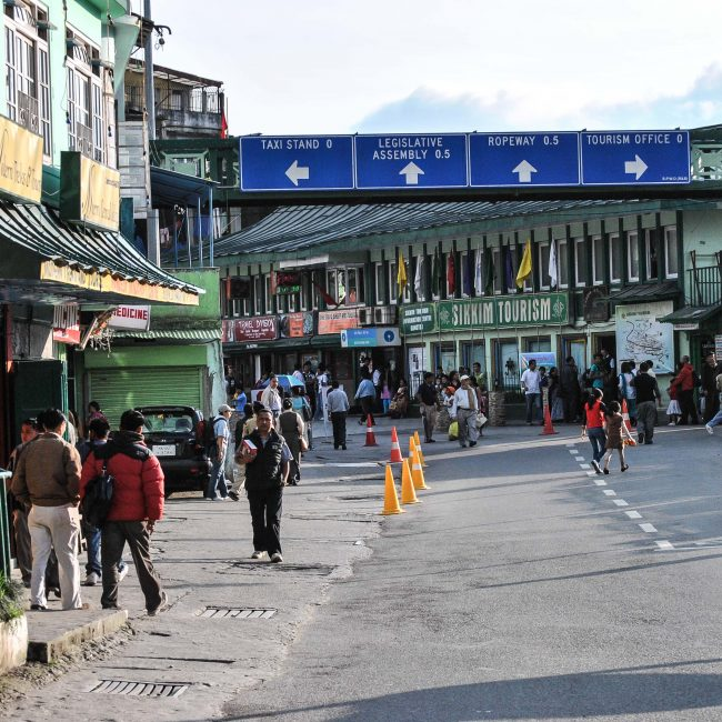 MG Road Things To Do And See In The Capital Of Sikkim