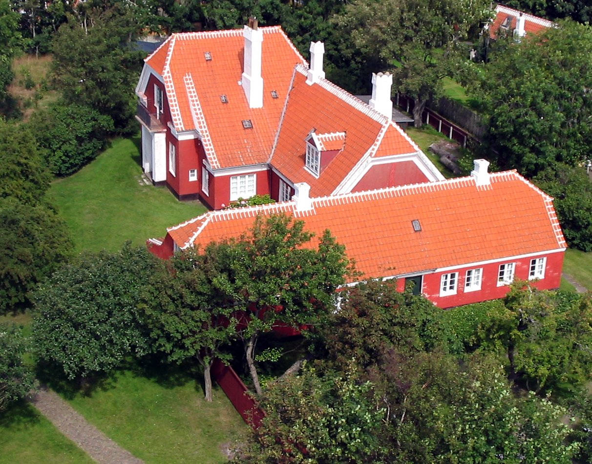 Michael and Anna Ancher's House - Places to See when in Skagen, Denmark
