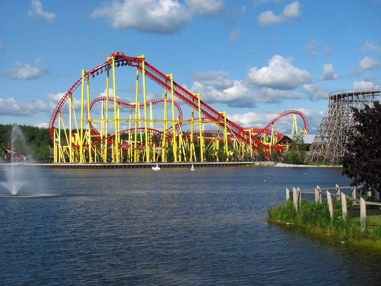 Michigan's Adventure, Muskegon - Top Amusement Park in Michigan