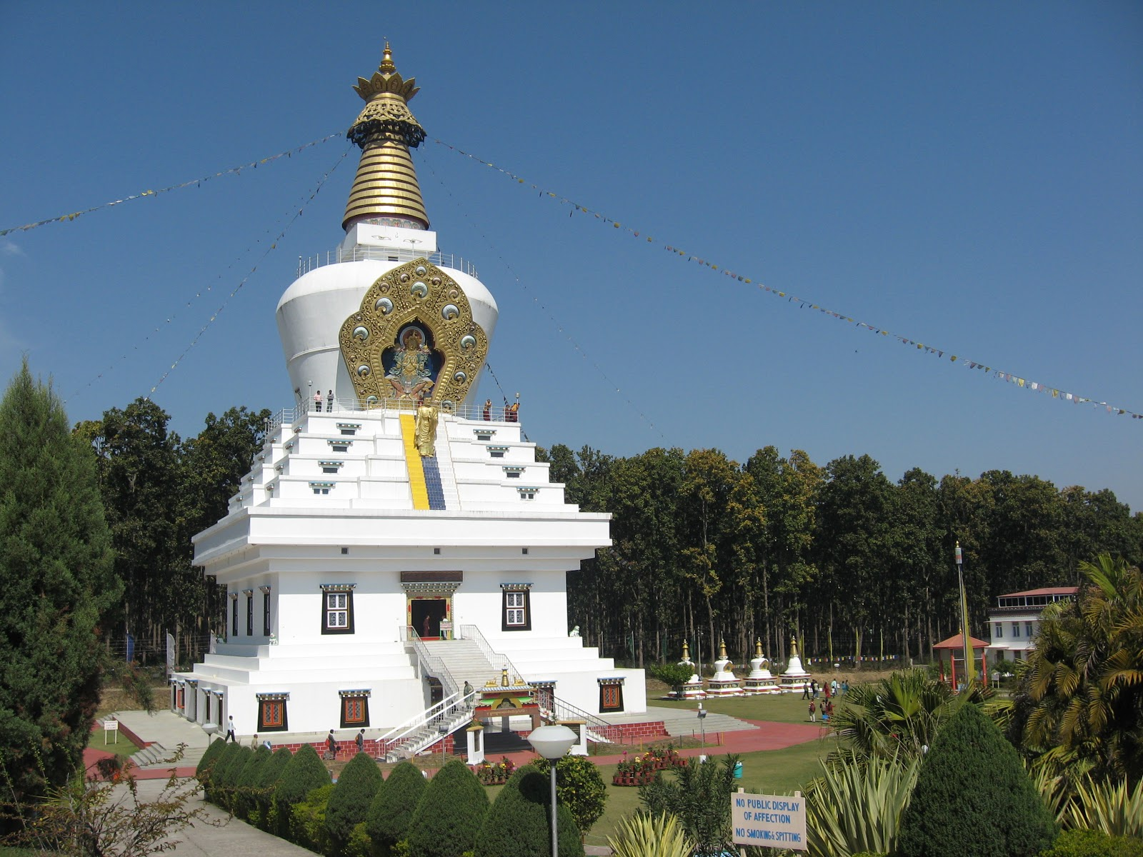 Mindrolling Monastery - Amazing Places To Visit In Dehradun