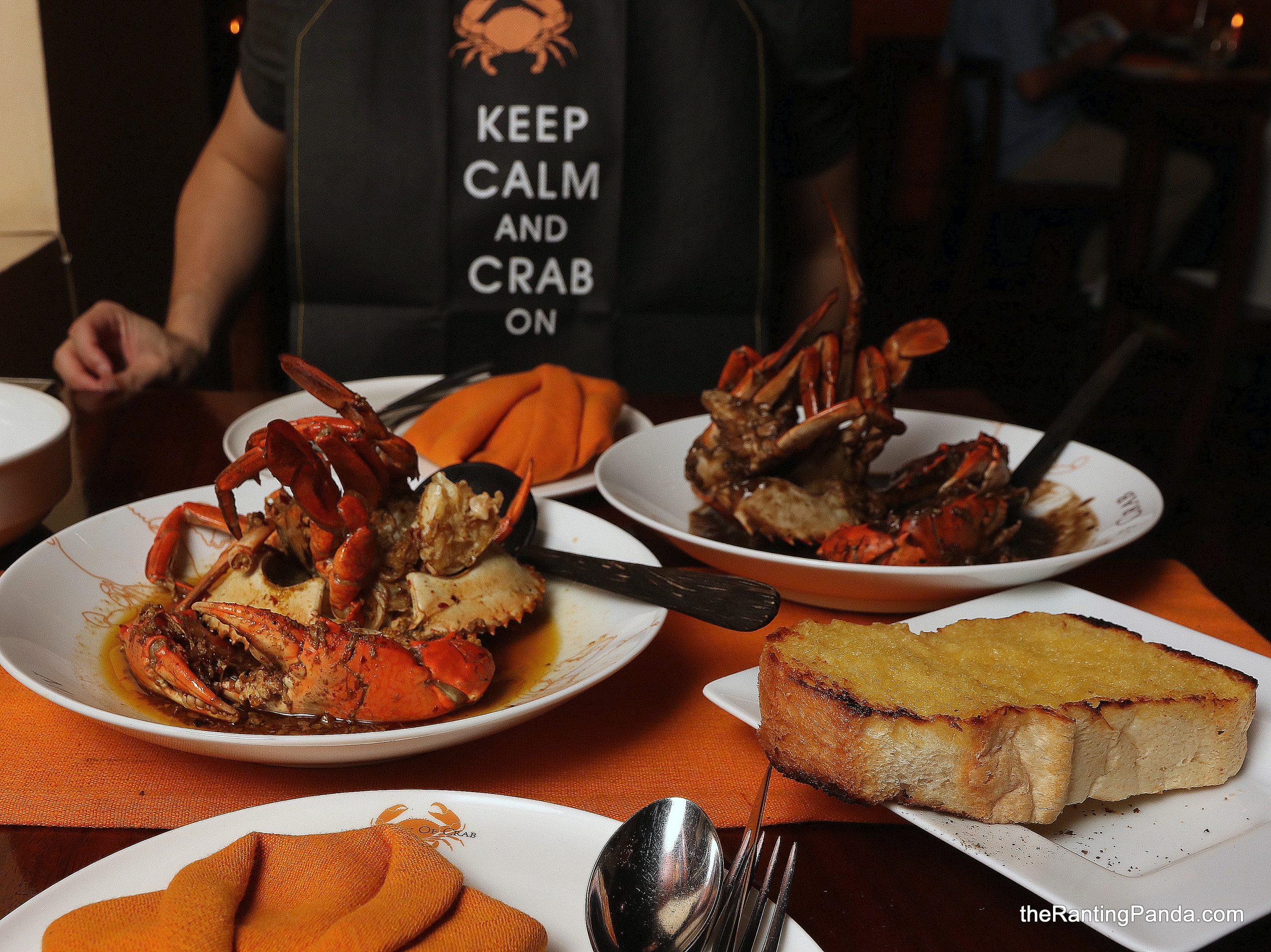 Ministry of Crab Amazing Restaurant in Sri Lanka