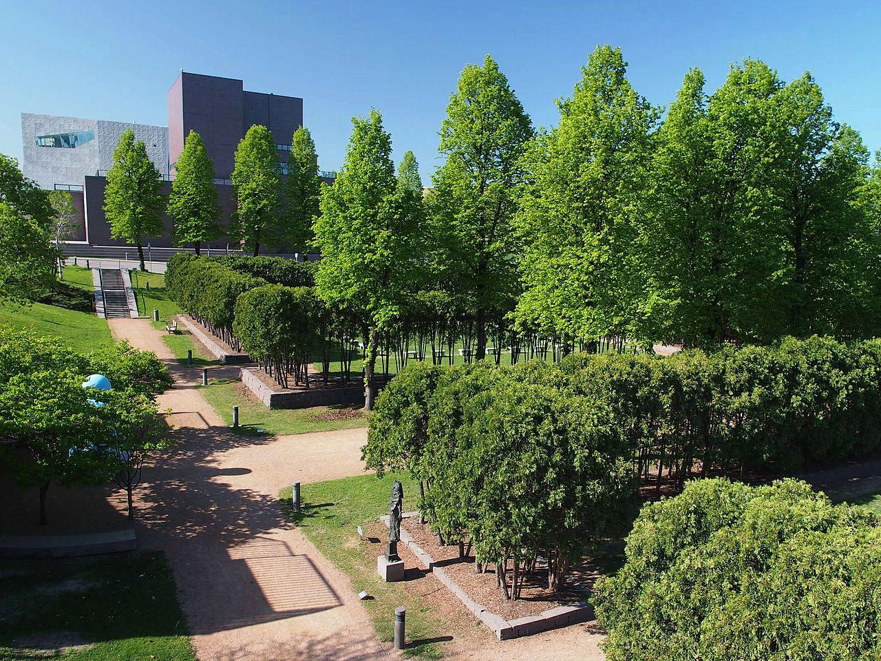 Nice Place to Visit In Minneapolis in Minnesota-Minneapolis Sculpture Garden