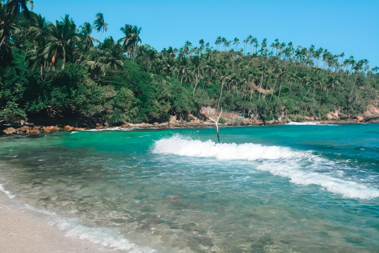 Mirissa Beaches in Sri Lanka