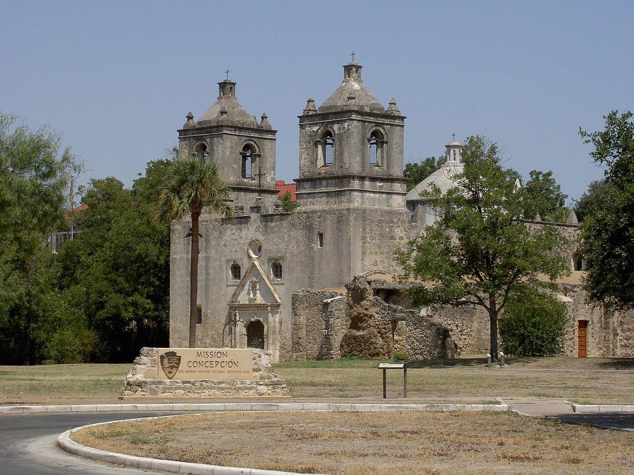 Best Historic Church in San Antonio-Mission Concepcion