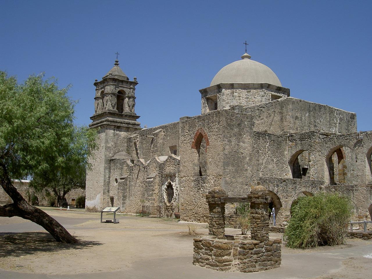 Top Historic Church in San Antonio-Mission San Jose