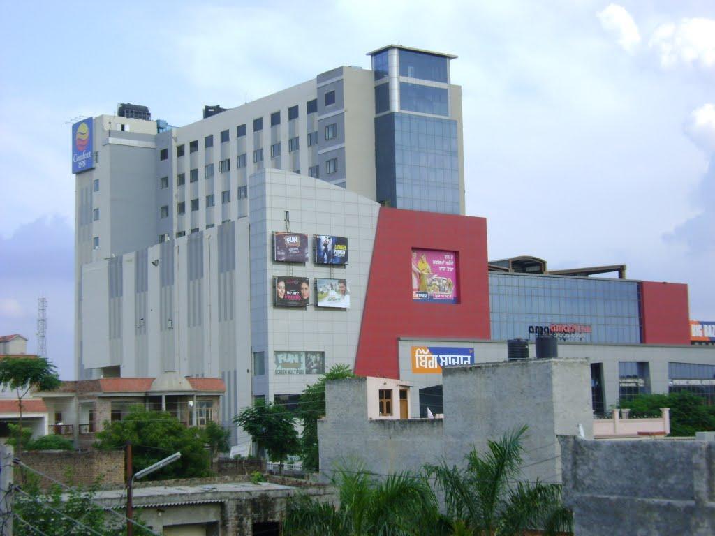 Best Mall In Bathinda-Mittal City Mall
