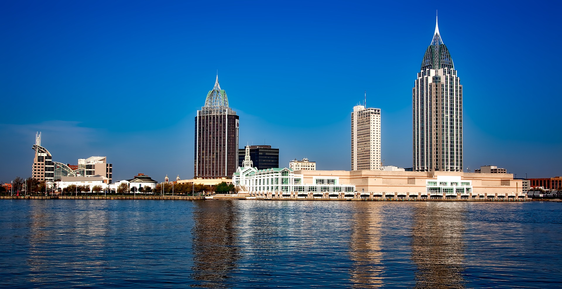 Nice Place to Visit In Alabama-Mobile