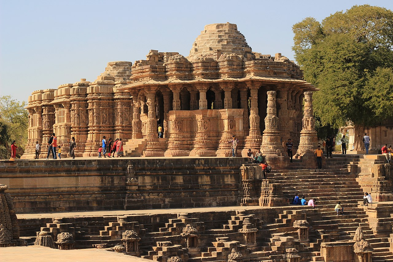 Amazing Destination to Visit in Patan-Modhera Sun Temple