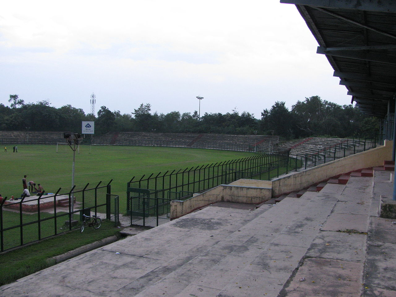 Best Visiting Place In Bokaro-Mohan Kumar Mangalam Stadium