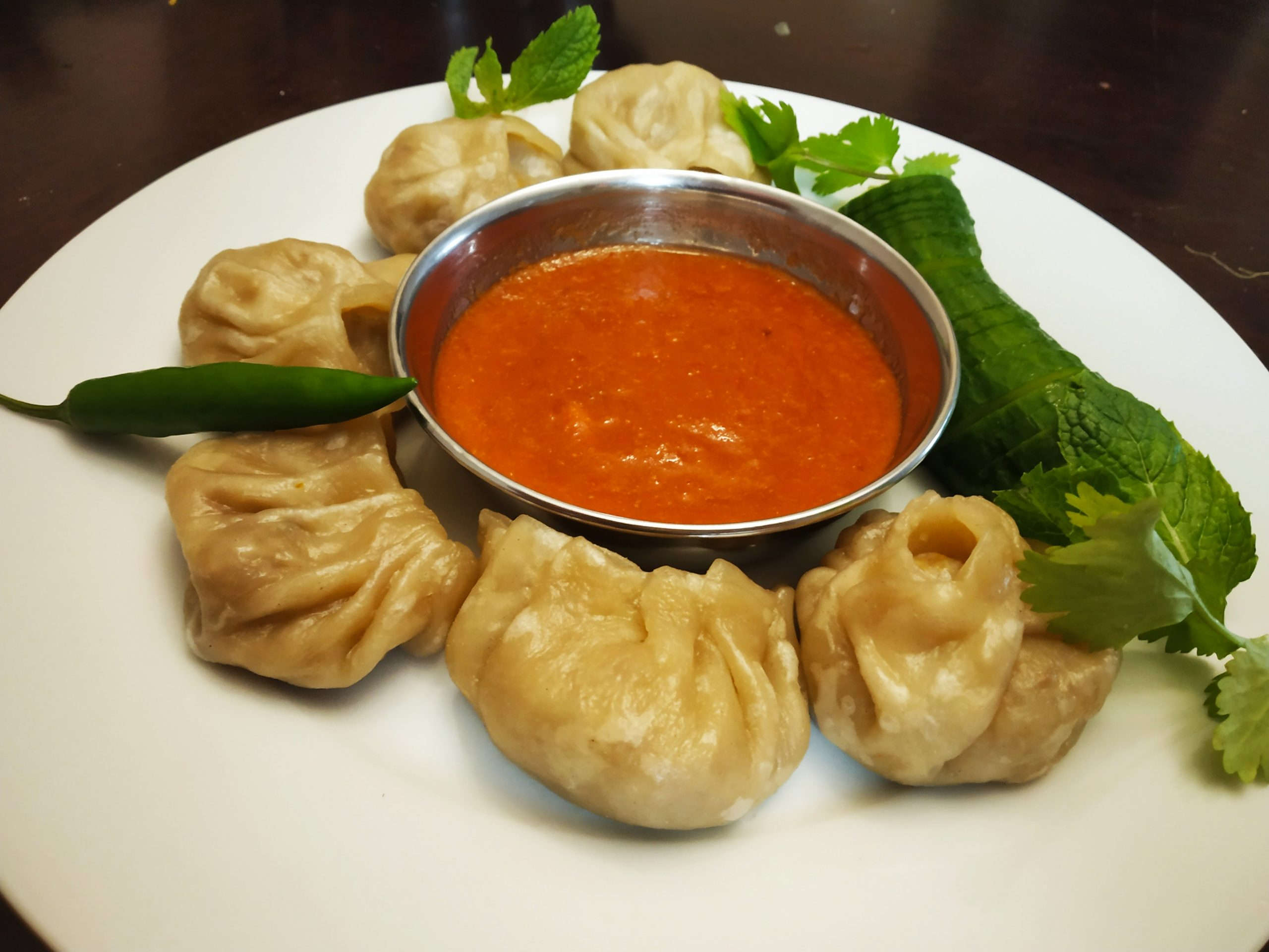 Momos - Best Street Foods In Bhubaneswar