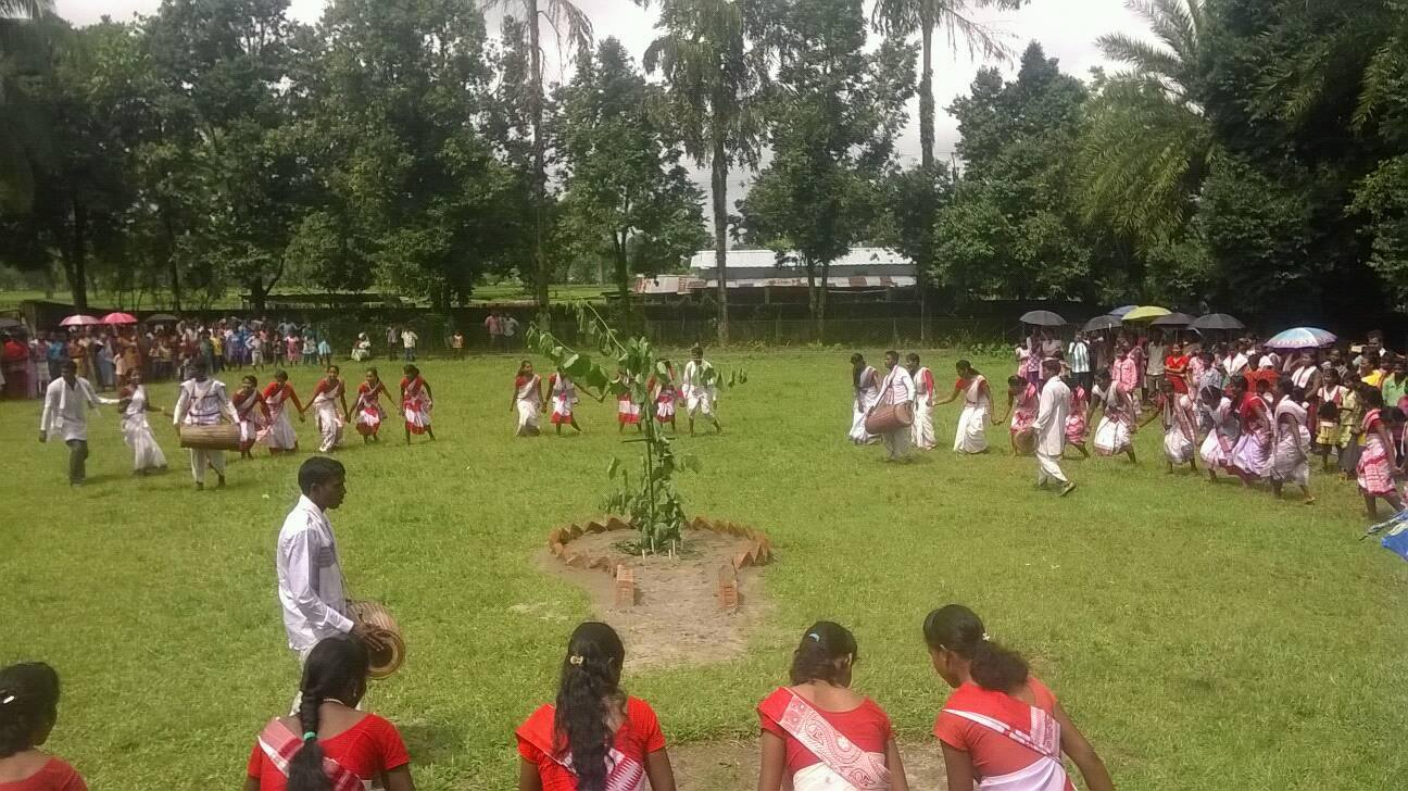 Monsoon Season in Assam & The Best Places to Visit Assam in Summer-Karam Puja