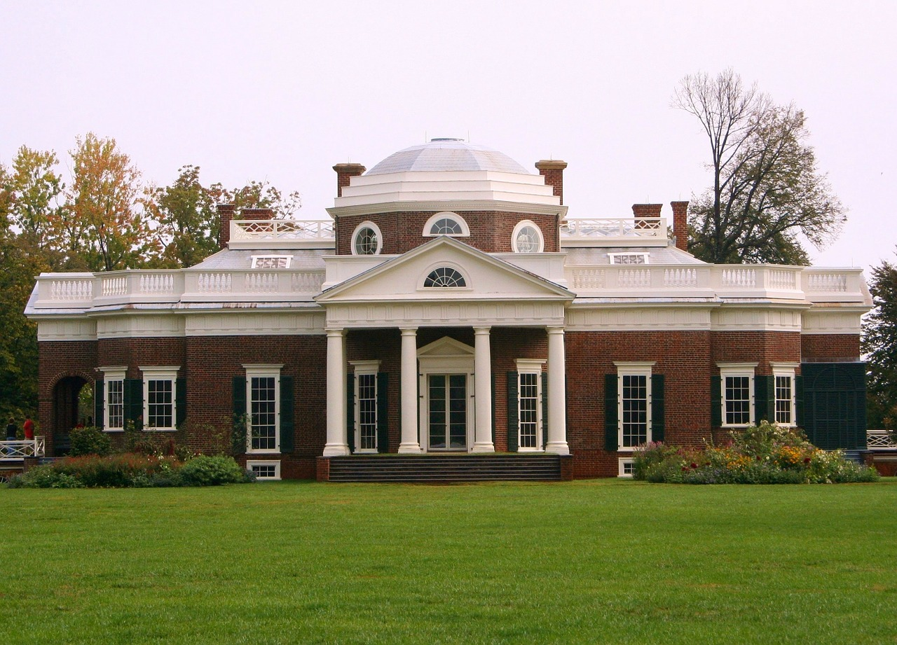 Sightseeing Place to Visit In Virginia-Monticello and Charlottesville