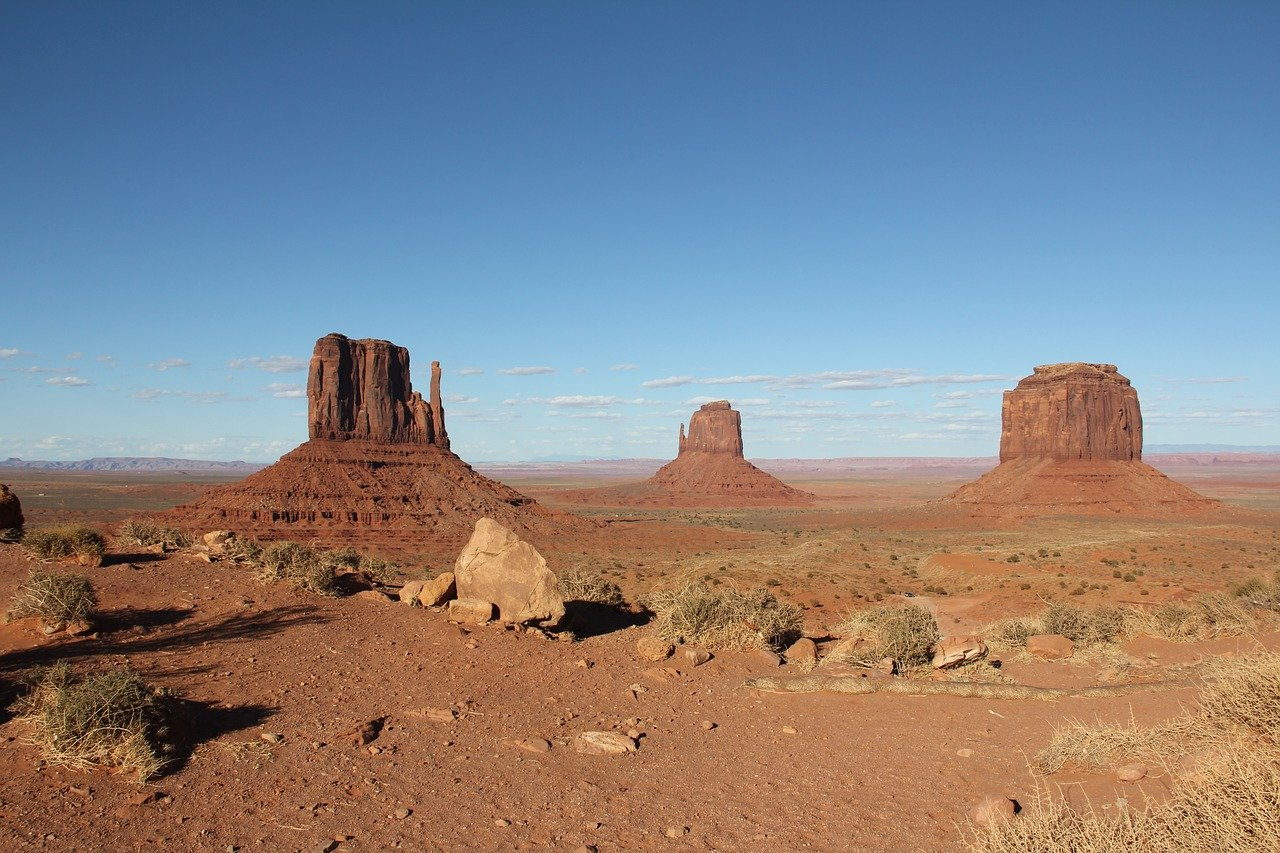 The Mesmerizing Monument Valley