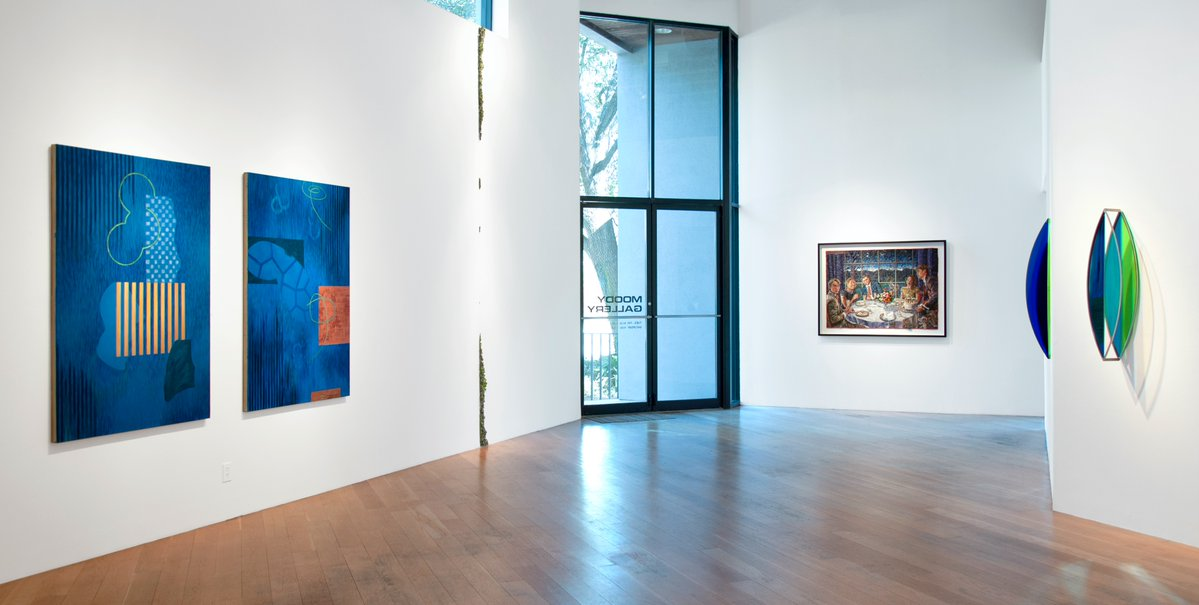 Top Tour of Contemporary Art Galleries of Houston-Moody Gallery