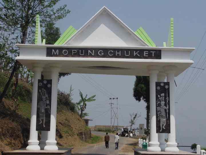 Tourist Destination in Mokokchung-Mopungchuket
