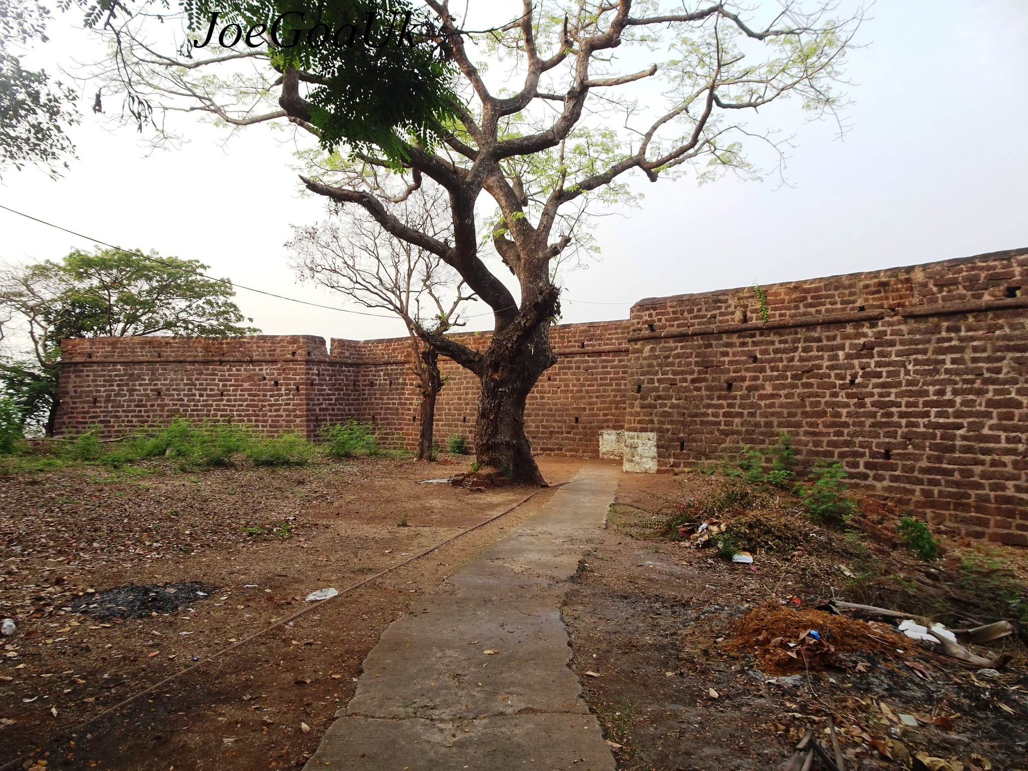 Top Fort to Visit in South Goa-Mormugao Fort