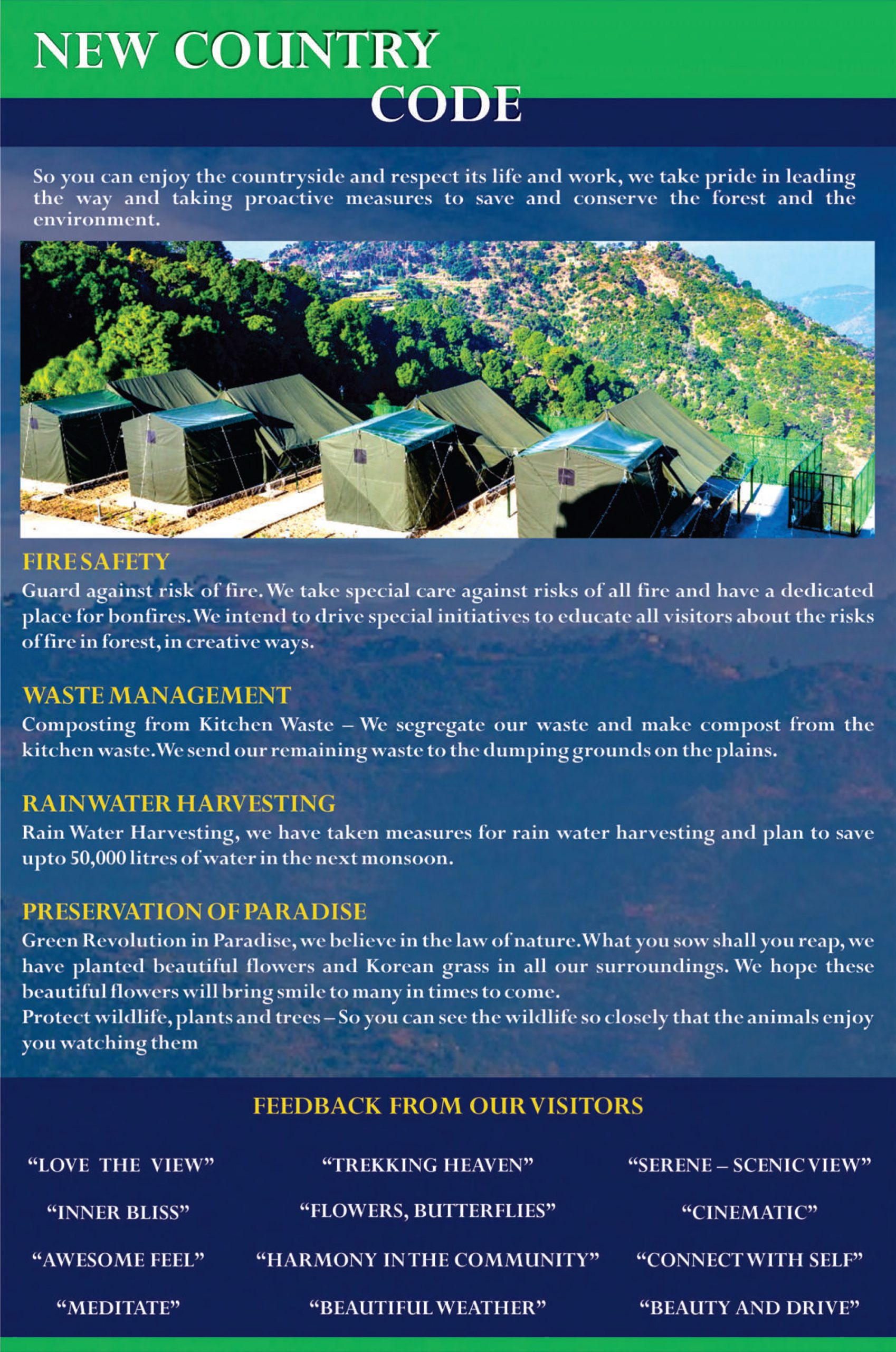 Morni Hills - The only hill station of Haryana