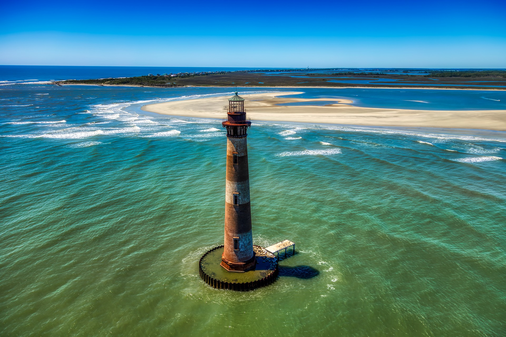 Sightseeing Place to Visit In South Carolina-Morris Island