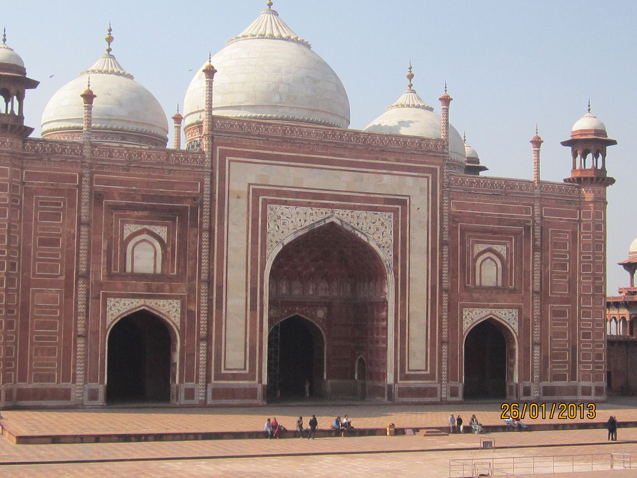 Must-Visit Destinations in Uttar Pradesh-Mosques of Agra