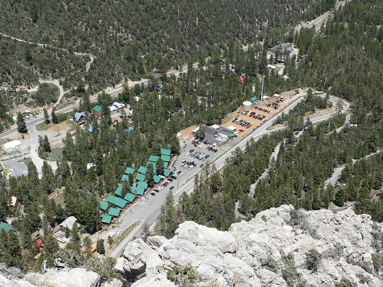 Beautiful Place to Visit In Nevada-Mount Charleston