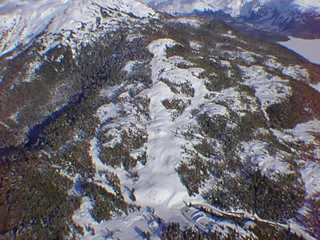Famous Ski Resort in Alaska-Mount Eyak Ski Resort