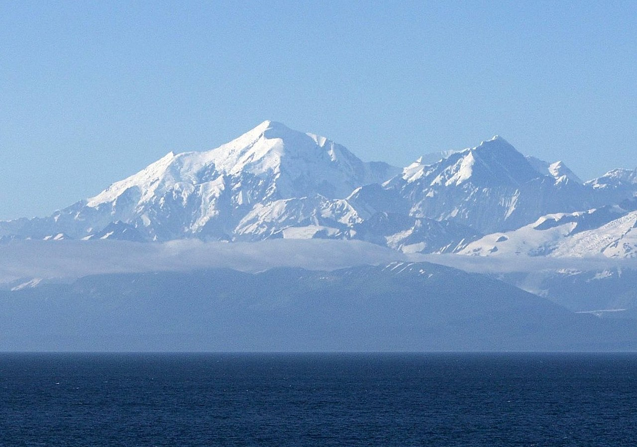 Popular Tallest Mountain In Alaska-Mount Fairweather