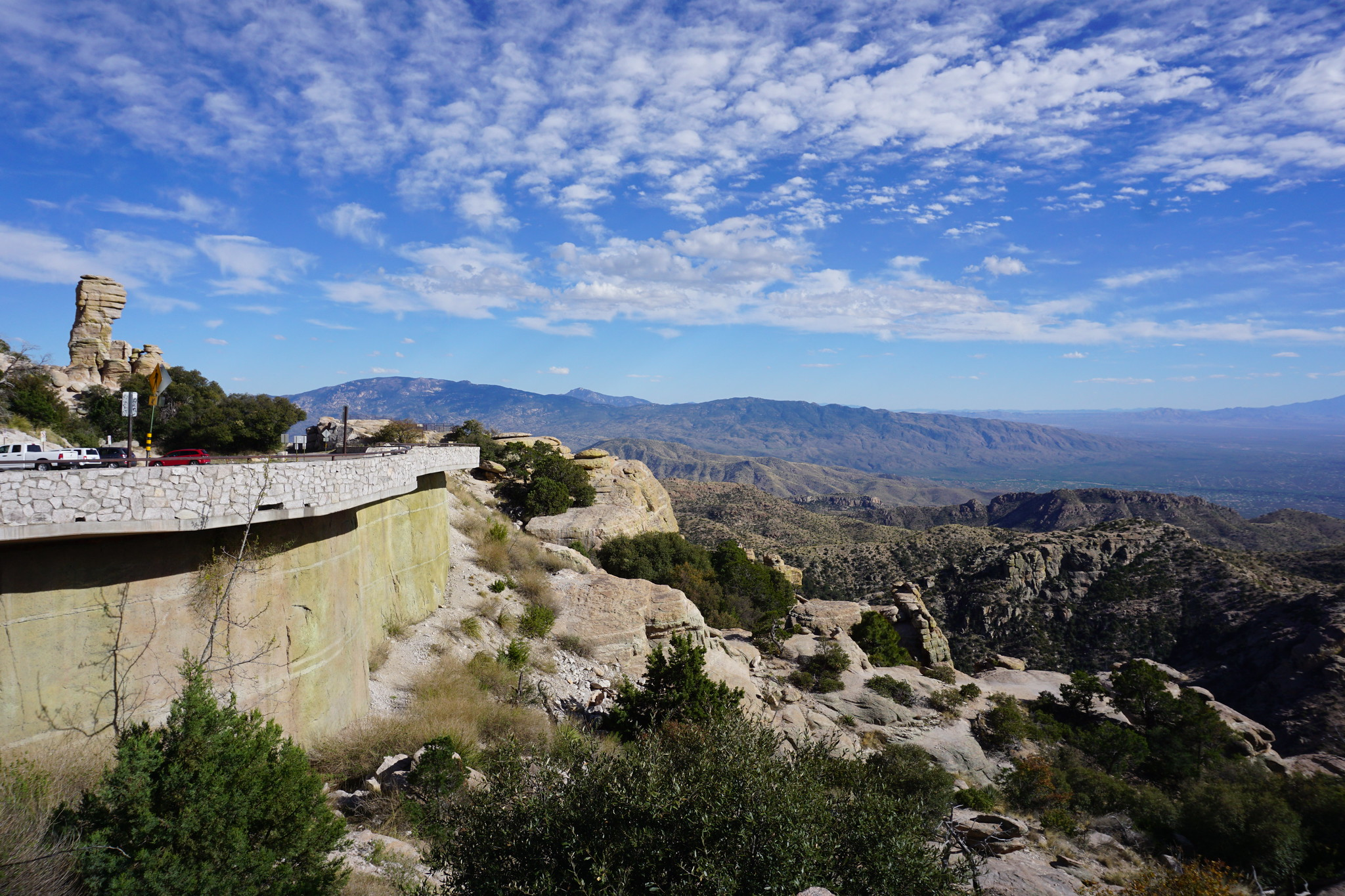 Famous Place To Visit In Tucson-Mount Lemmon Scenic Byway