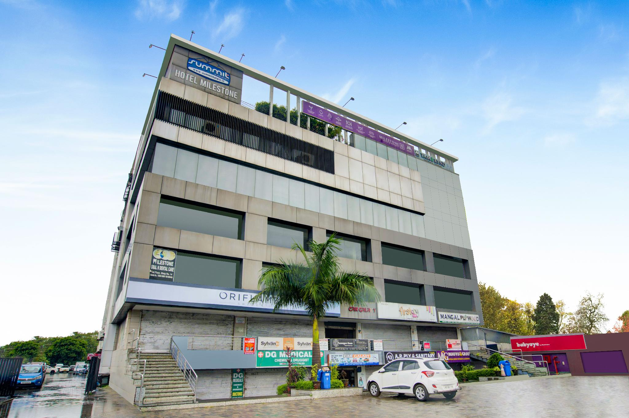 Mount Milestone Hotel and Banquets - Best Luxury Hotels In Siliguri