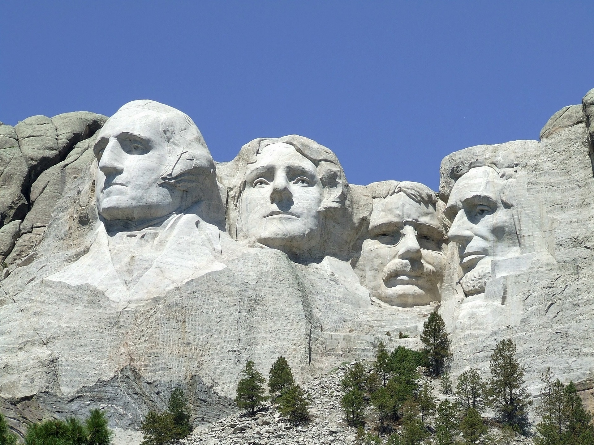 Charismatic Place to Visit in South Dakota-Mount Rushmore National Mountain