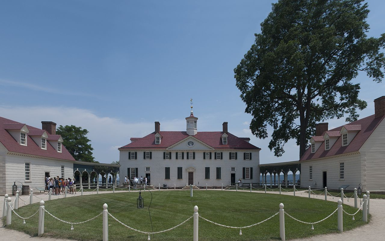 Beautiful Place to See In Virginia-Mount Vernon