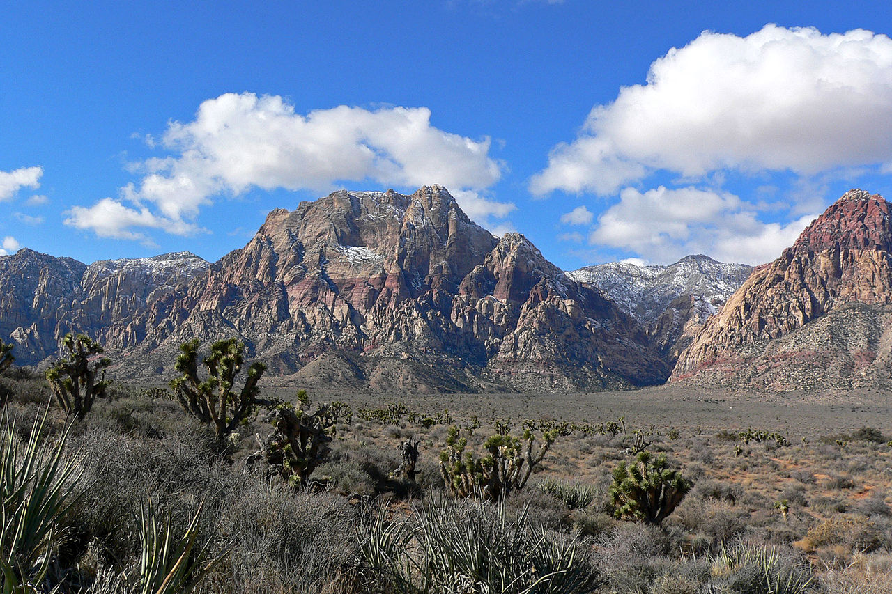 Amazing Sites That Make The Red Rock Canyon So Special and Vibrant-Mount Wilson