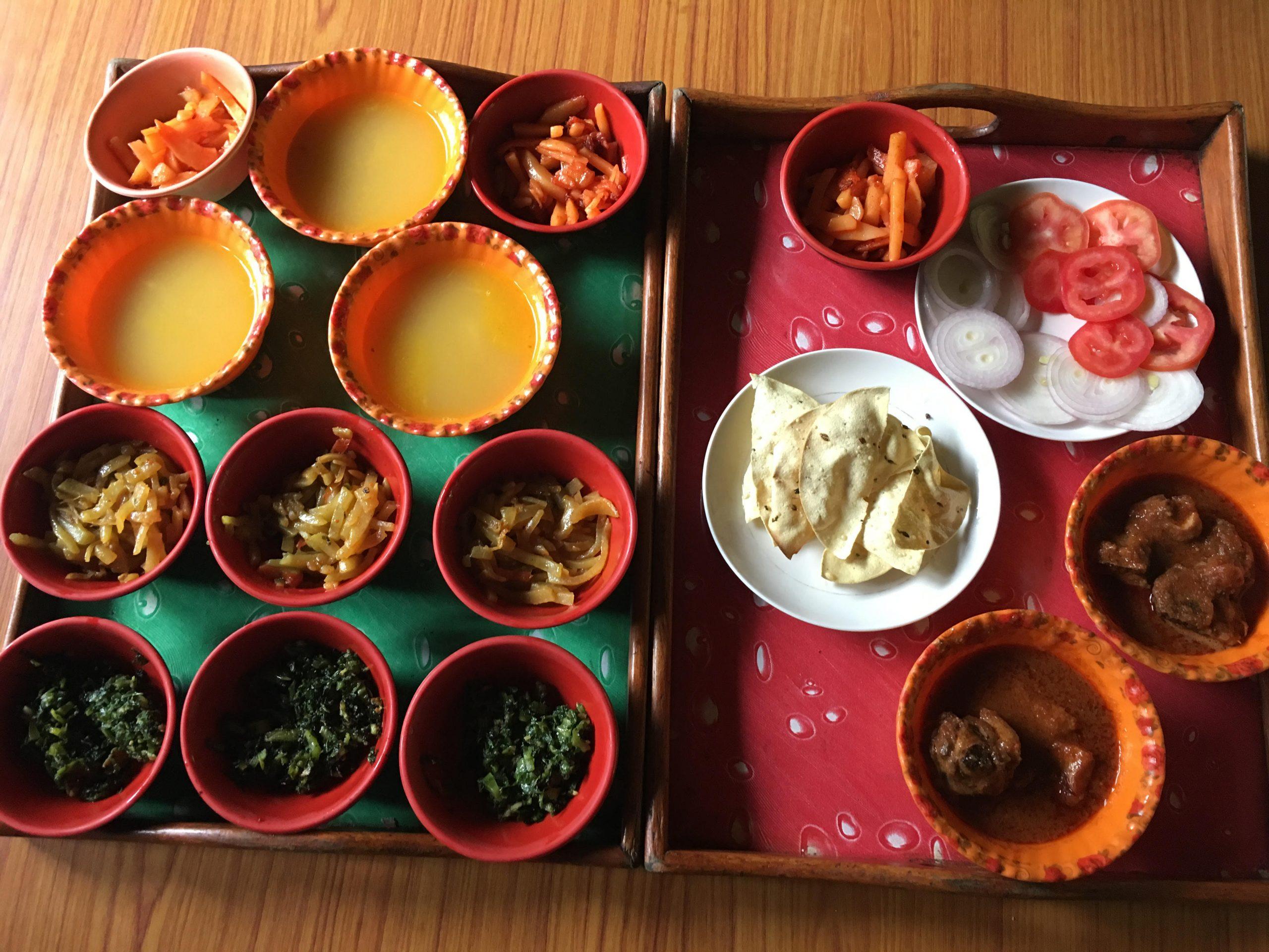 Mu Kimchi Restaurant You Must Try In Gangtok