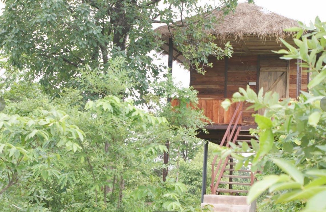 Luxury Hotel in Chhattisgarh-Mubas Machaan, Barnawapara