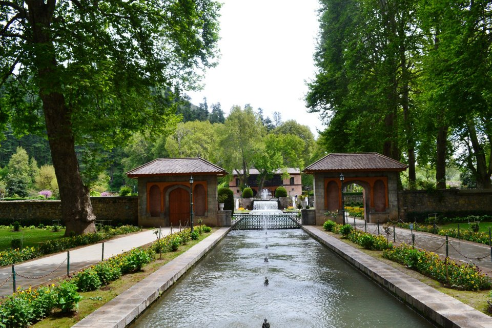 Place to Visit and Things to do in Srinagar-Mughal Gardens