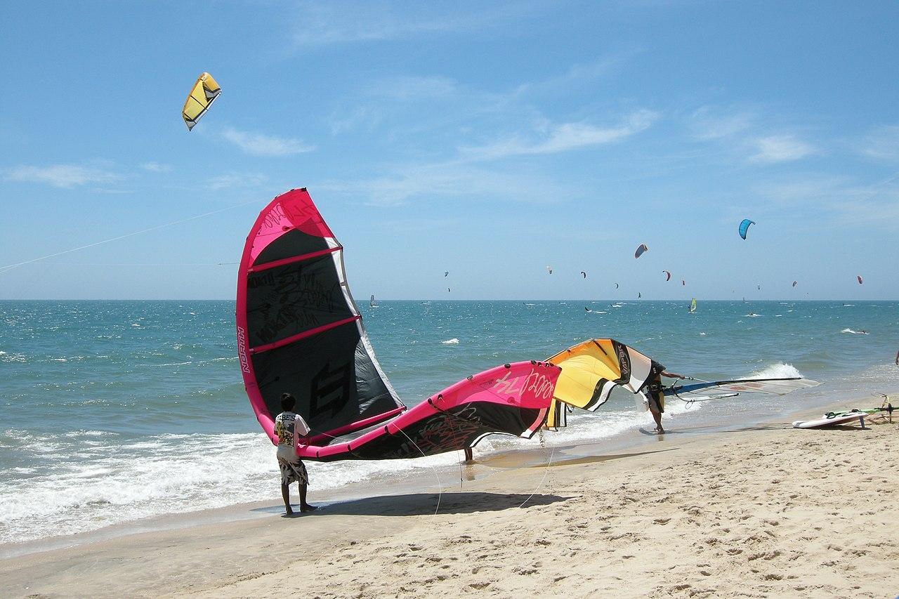 Mui Ne Beache in Vietnam