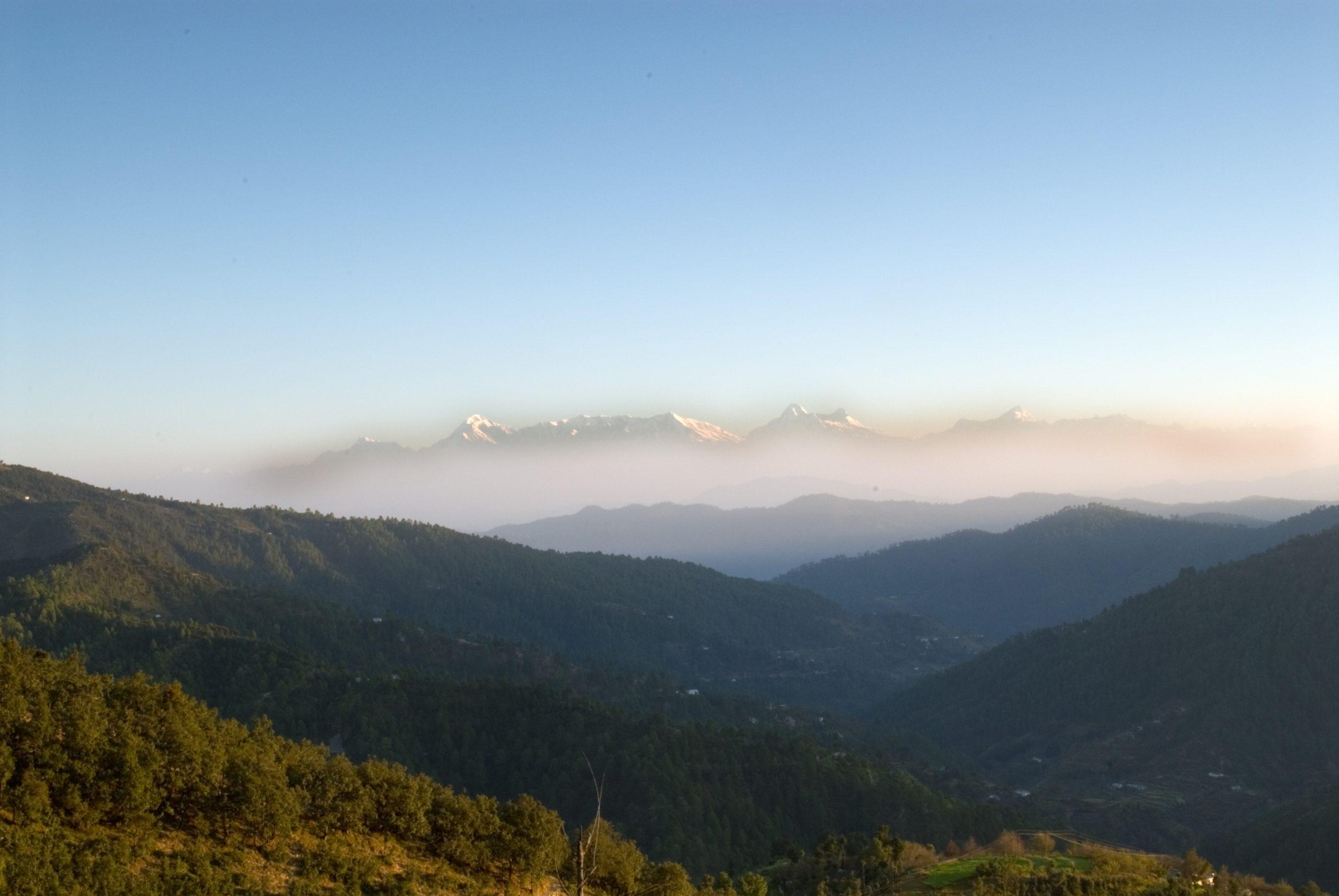 Mukteshwar Hill Stations To Visit In Uttarakhand