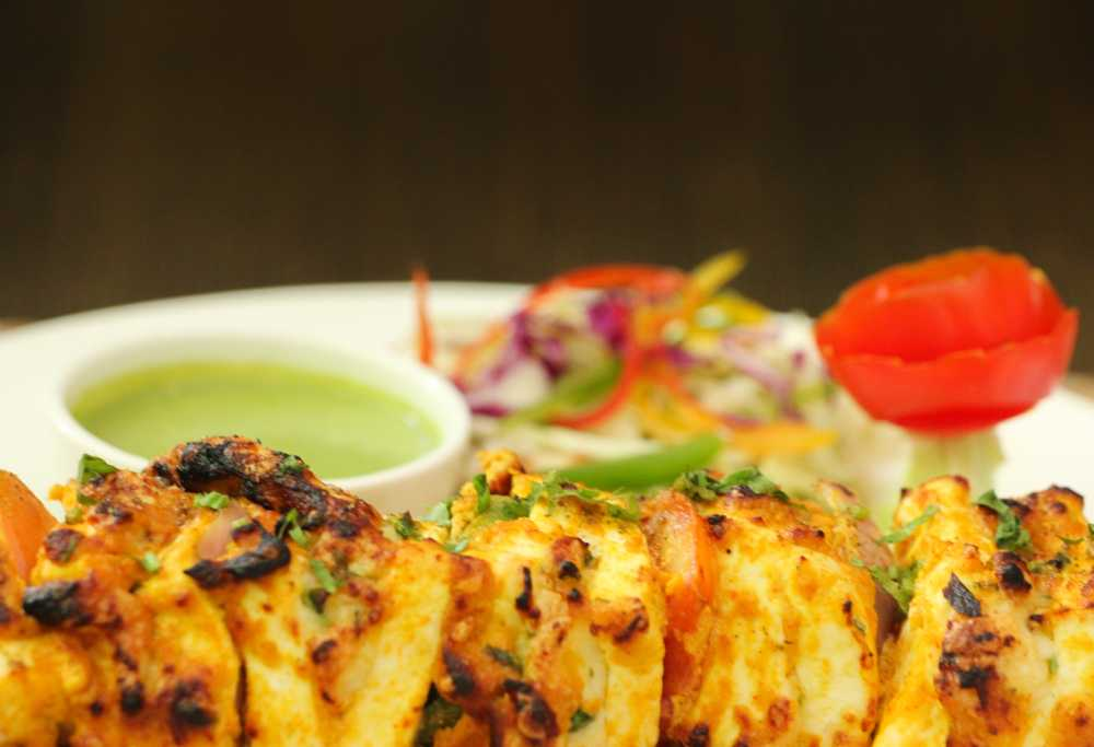 Best Dish in Puducherry-Multani Paneer Tikka at #Dilliwaala 6