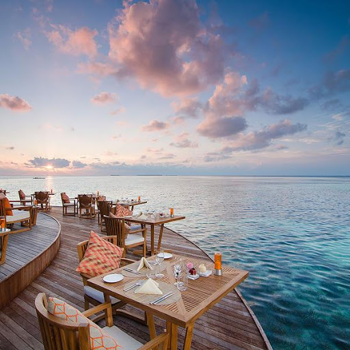 Muraka - Best Place To Eat In Maldives