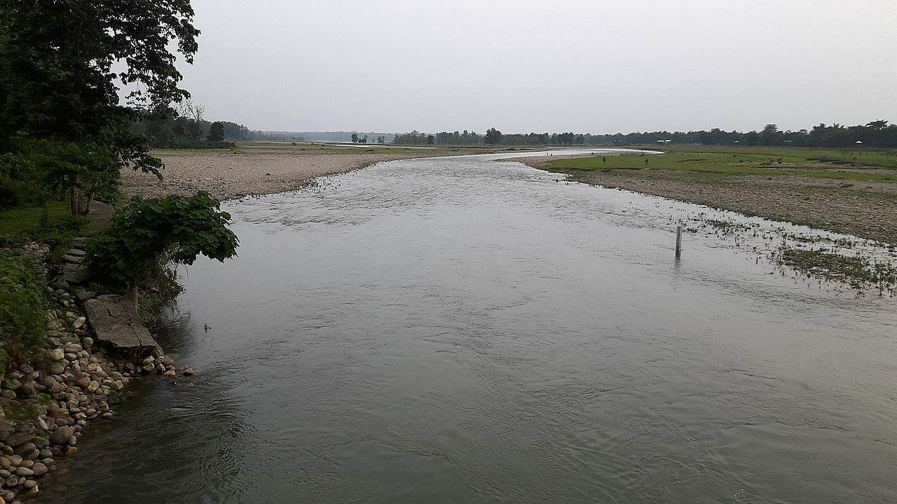 Attraction Place to Visit in Lataguri-Murti River