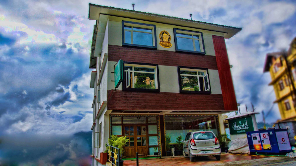 Muscatel Bellevue Best Budget and Luxury Hotel To Stay In Gangtok